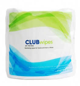 Sanitizing Wipes ClubWipes