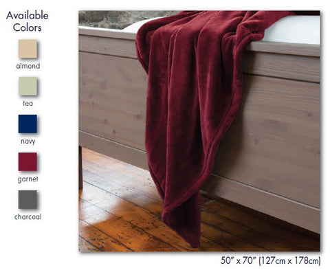 Wholesale Blankets - Elegant Velvet Throw Blanket - 1