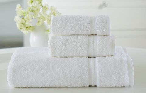 Welington Luxury Bath Mats 100% Cotton White