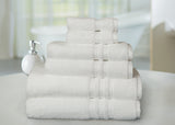 HygroCotton® Luxury Wash Cloth 100% Cotton White