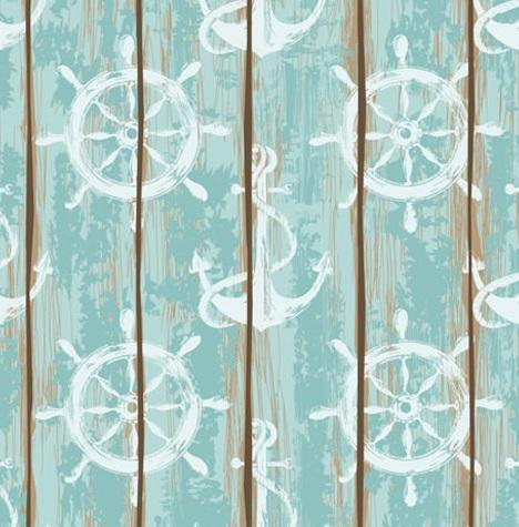 Anchors Away Tablecloth