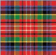 Holiday Plaid Napkins