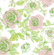 Lily Rose Napkins