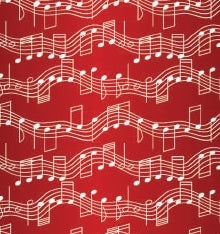 Musical Napkins