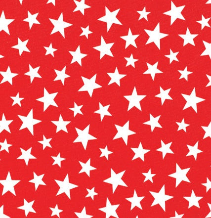 Red Star Napkins