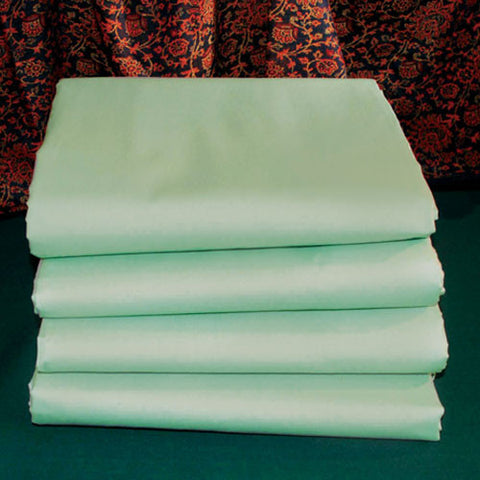 Wholesale Sheets - T180 Seafoam Fitted Sheets