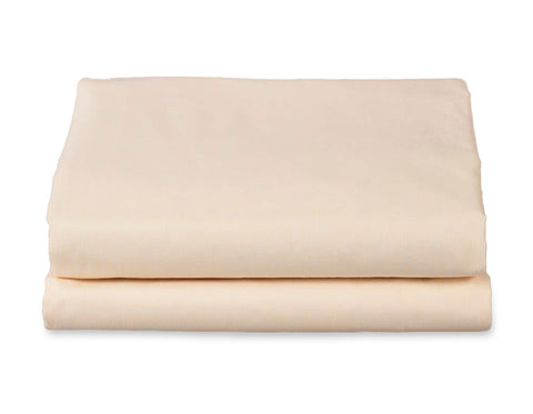 T180 USA Bone Fitted Sheets