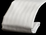 T250 USA White Tone-on-Tone Pillow Cases