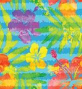 Tropical Neon Tablecloth