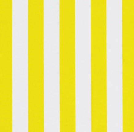 "Yellow Stripe Napkins - 1"" Stripe"