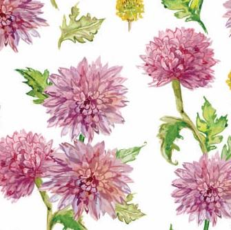 Zinnia Tablecloth