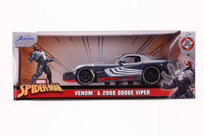 HOLLYWOOD RIDES – 2008 DODGE VIPER SRT10 w/VENOM  1:24