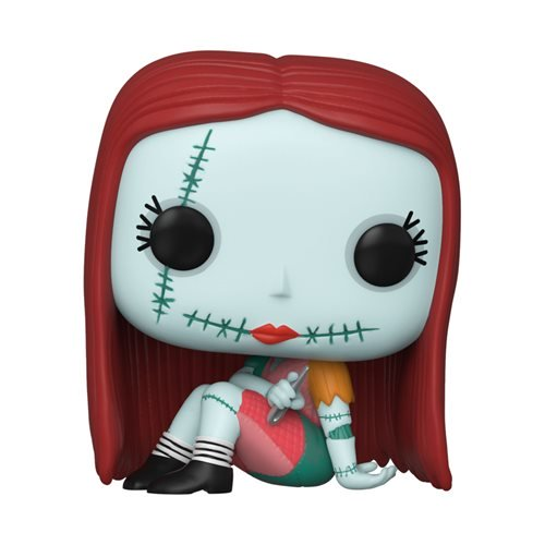 The Nightmare Before Christmas Sally Sewing Pop! Vinyl Figure