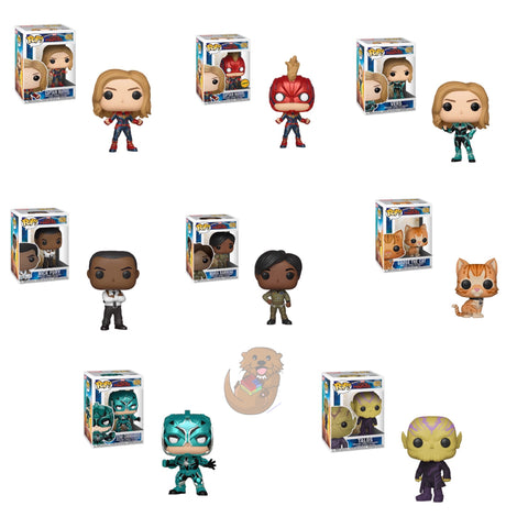Marvel Pop! Chase Bundle - Ferrara Market Inc.