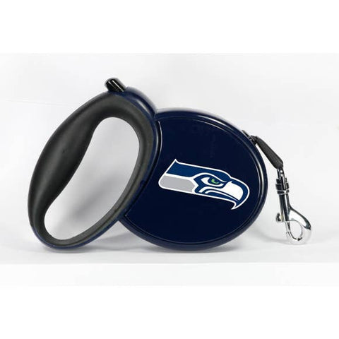 NFL Retractable Pet Leash - Seahawks - Ferrara Market Inc.