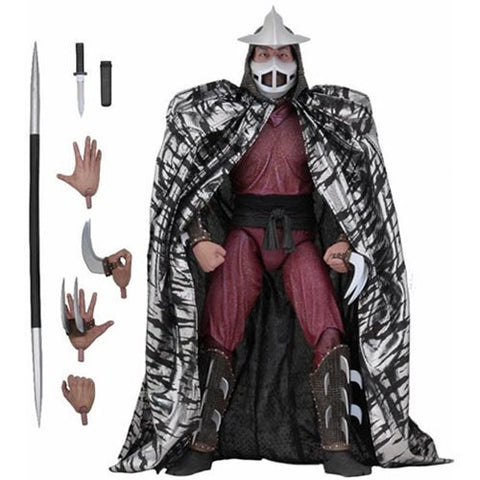 Teenage Mutant Ninja Turtles 1990 Movie Shredder 1:4 Scale Action Figure - Ferrara Market Inc.