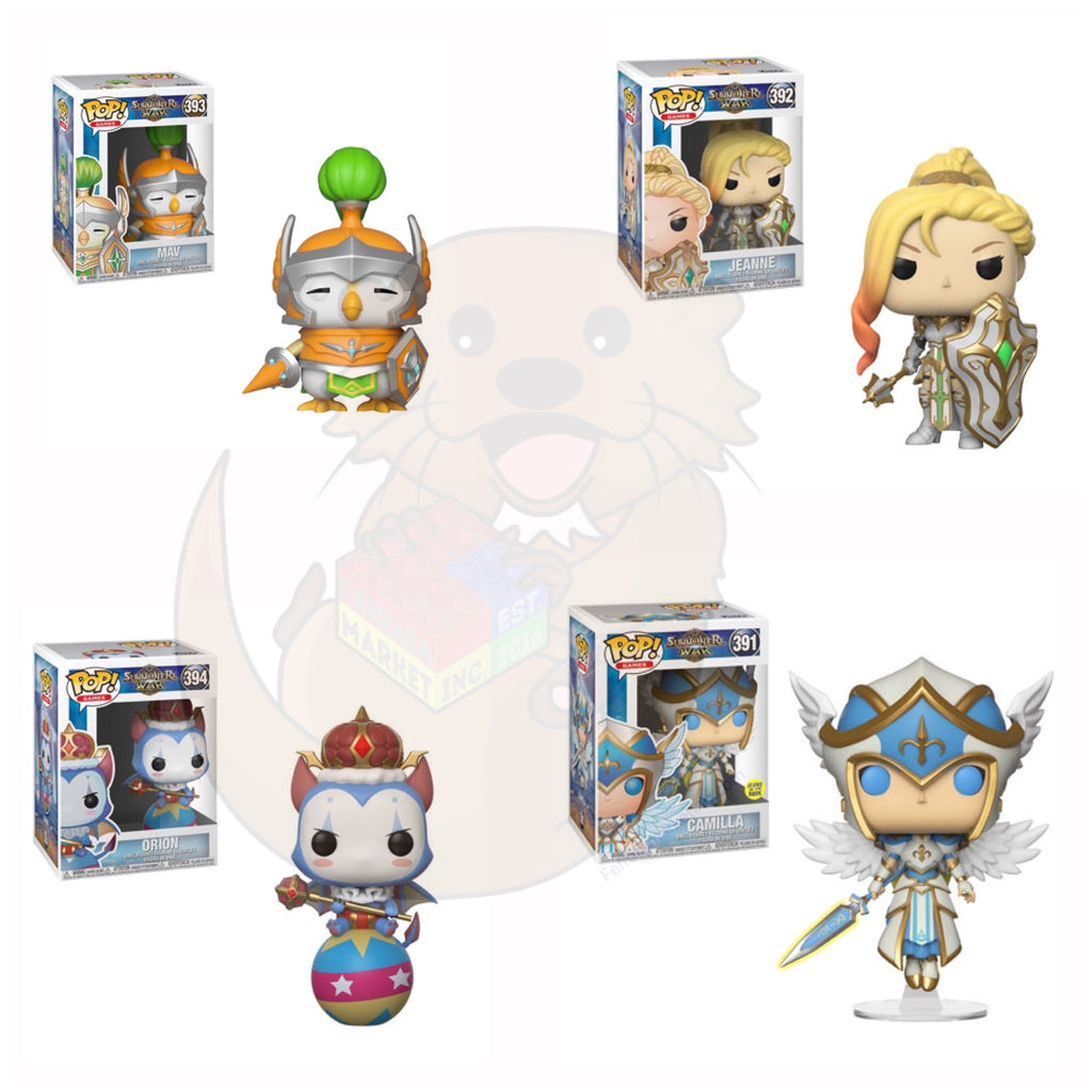 Pop! Games: Summoners War