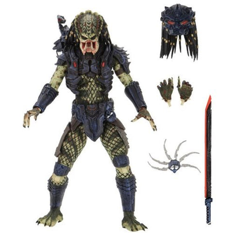 Predator Ultimate Armored Lost Tribe Predator 7-Inch Action Figure - Ferrara Market Inc.