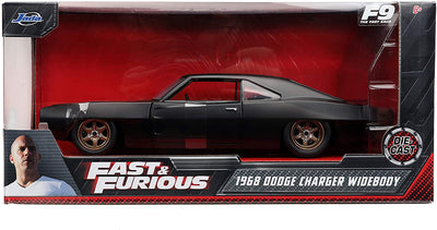 1:24 FF9  - Dom's 1968 Dodge Charger Widebody