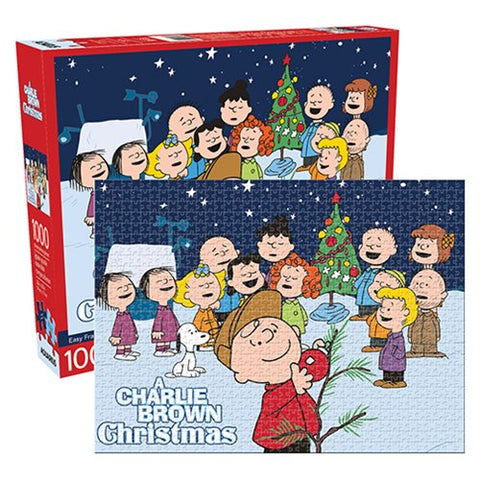 Peanuts Charlie Brown Christmas 1,000-Piece Puzzle