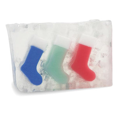 BAR SOAP 5.8 OZ. - CHRISTMAS STOCKINGS