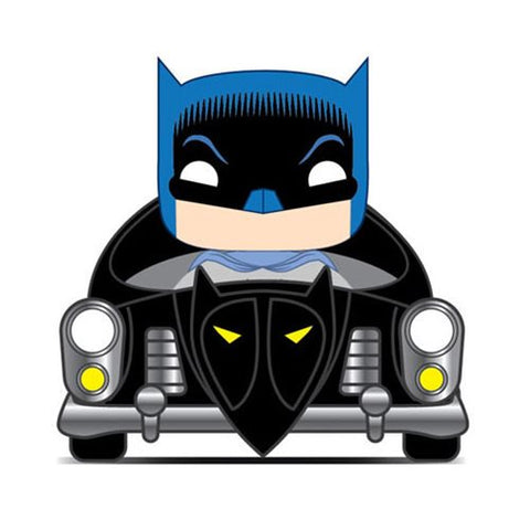 Batman 1950 Batmobile 80th Anniversary Pop! Vinyl Vehicle - Ferrara Market Inc.