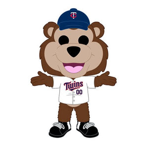 MLB Minnesota Twins T.C. Bear Pop! Vinyl Figure