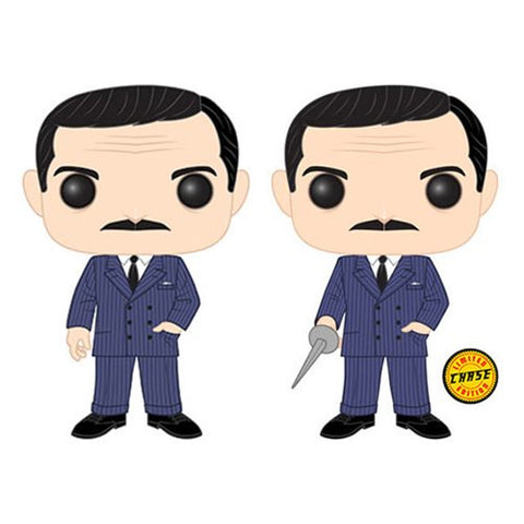 The Addams Family Gomez Pop! Vinyl Figure Chase Bundle - Ferrara Market Inc.