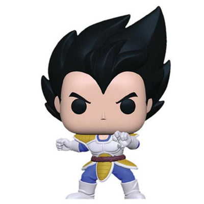 Dragon Ball Z Vegeta Pop! Vinyl Figure - Ferrara Market Inc.