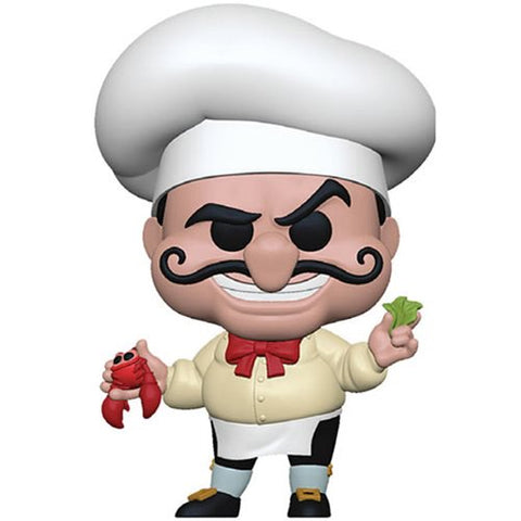 Little Mermaid Chef Louis Pop! Vinyl Figure - Ferrara Market Inc.