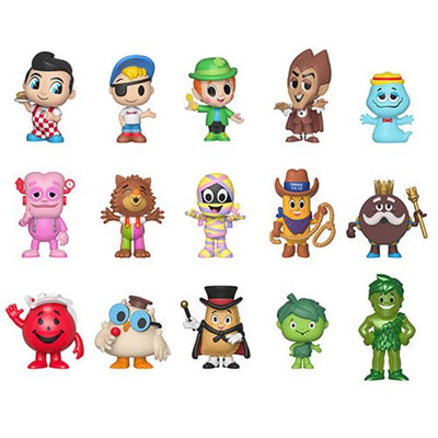 Ad Icons Specialty Series Mystery Minis Display Case SOLD-OUT - Ferrara Market Inc.