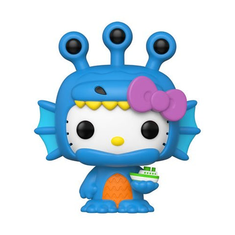 Sanrio Hello Kitty x Kaiju Sea Kaiju Pop! Vinyl Figure