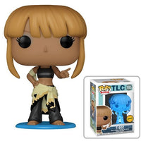 TLC T-Boz Pop! Vinyl Chase Bundle