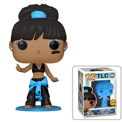 TLC Left Eye Pop! Vinyl Chase Bundle