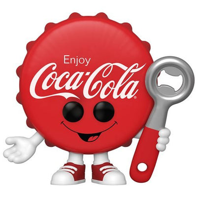Coca-Cola Coke Bottle Cap Pop! Vinyl Figure