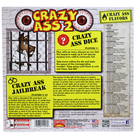 CRAZY ASS 2 – Hot Sauce Dice Game