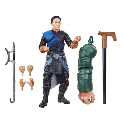 Shang-Chi Marvel Legends Wenwu 6-Inch Action Figure