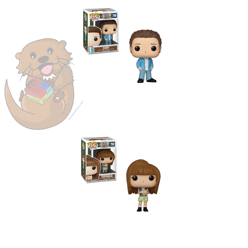 Pop! TV: Boy Meets World