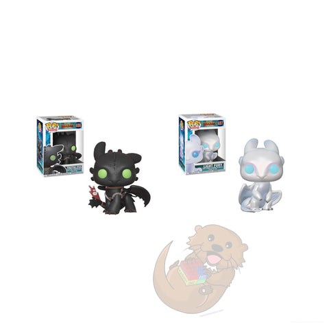 Pop! Movies: How to Train Your Dragon Bundle - Ferrara Market Inc.