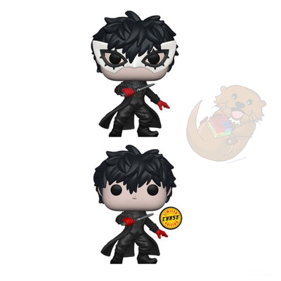 Persona 5 The Joker Pop! Vinyl Figure Chase Bundle