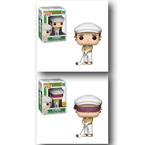 Caddyshack Ty Webb Pop! Vinyl Figure Chase Bundle - Ferrara Market Inc.