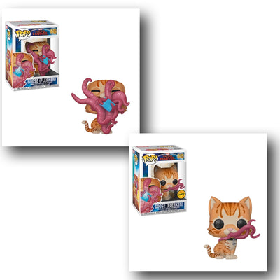 Captain Marvel Goose the Cat Chase Bundle - Ferrara Market Inc.