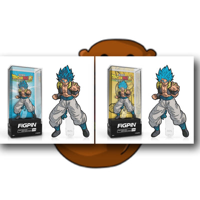 Dragon Ball Super: Broly - Super Saiyan God Super Saiyan Gogeta #202 Chase bundle