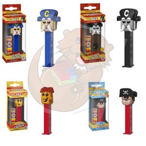 Pop! PEZ: Quaker Oats