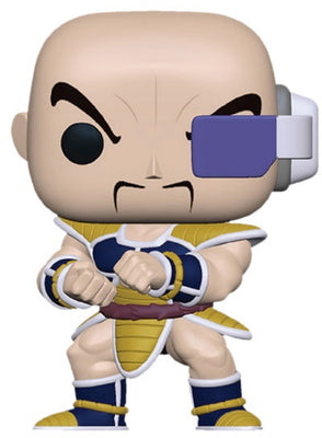 Dragon Ball Z Nappa Pop! Vinyl Figure - Ferrara Market Inc.