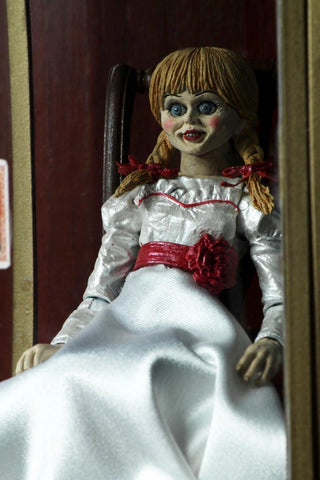 "The Conjuring Universe - 7"" Scale Action Figure - Ultimate Annabelle (Annabelle 3) ETA January - Ferrara Market Inc."