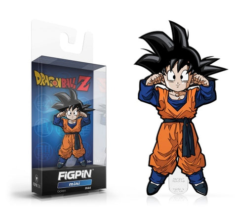 FiGPiN Mini: Dragon Ball Z - Goten #M44 - Ferrara Market Inc.