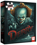 "IT Chapter Two ""Return to Derry"" 1000 Piece Puzzle ETA Jul."