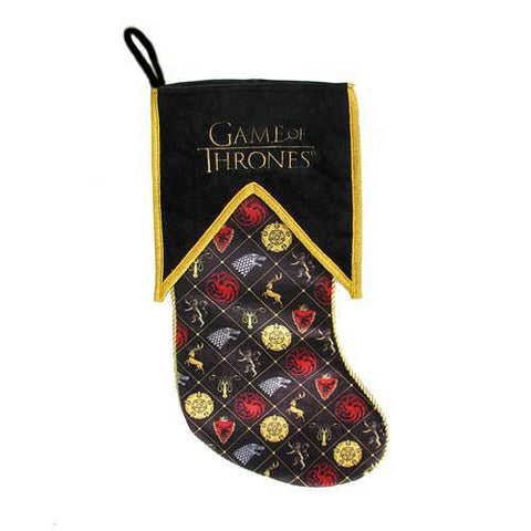 Game of Thrones 19-Inch Christmas Stocking