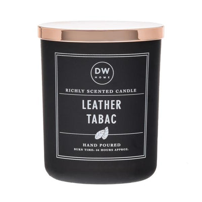 LEATHER TABAC | ROSE GOLD